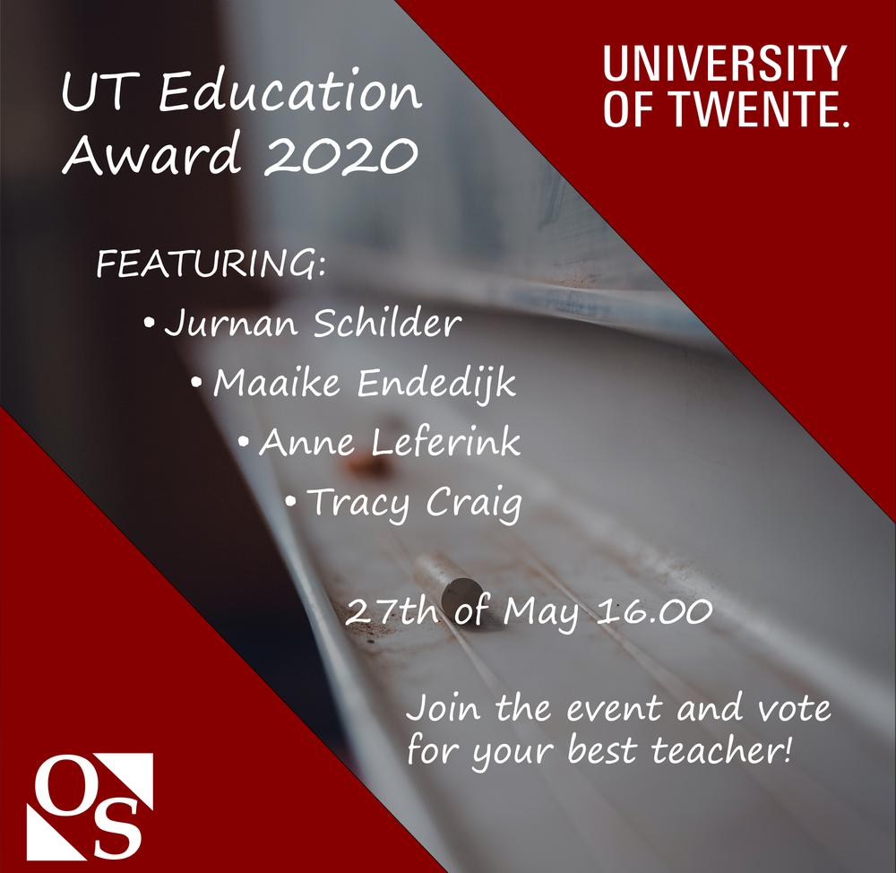 UTEA Award Finale