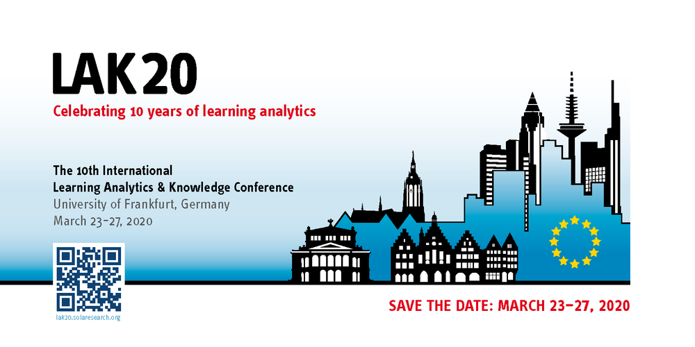 Learning Analytics & Knowledge Conference 2020