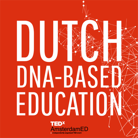 Date to be announced! TEDxAmsterdamED in March/ April 2020